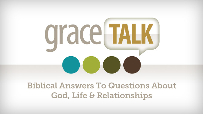 GraceTALK, September 2015